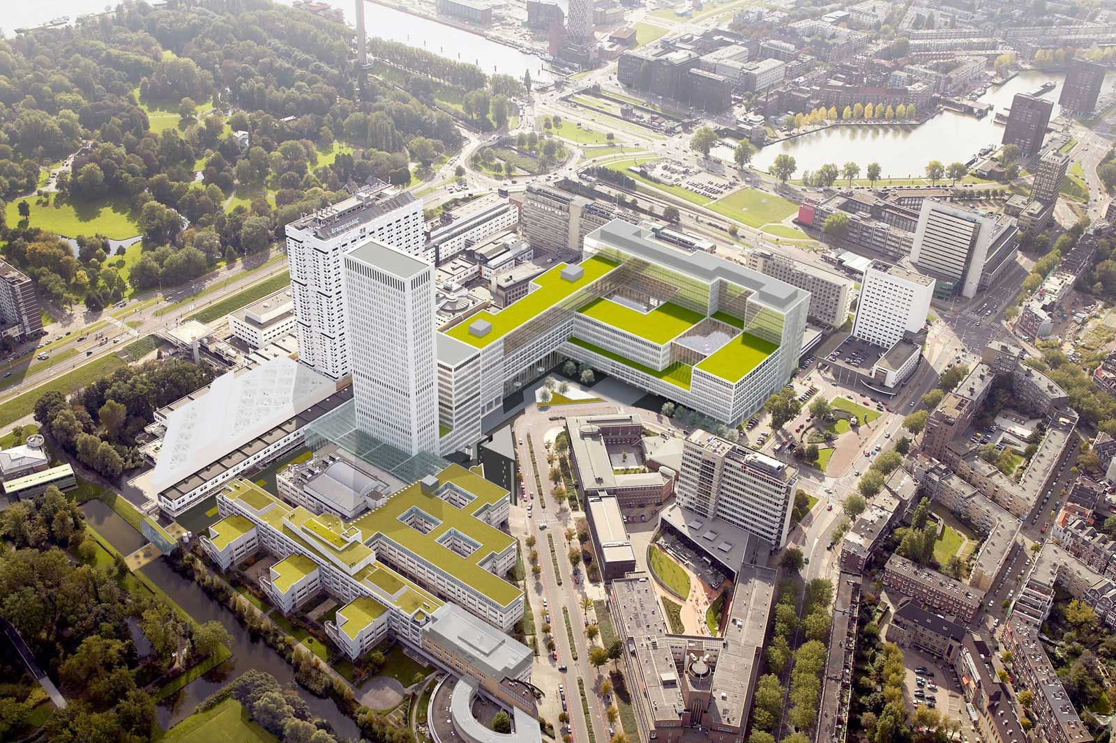 Erasmus Medical Center, Rotterdam, The Netherlands